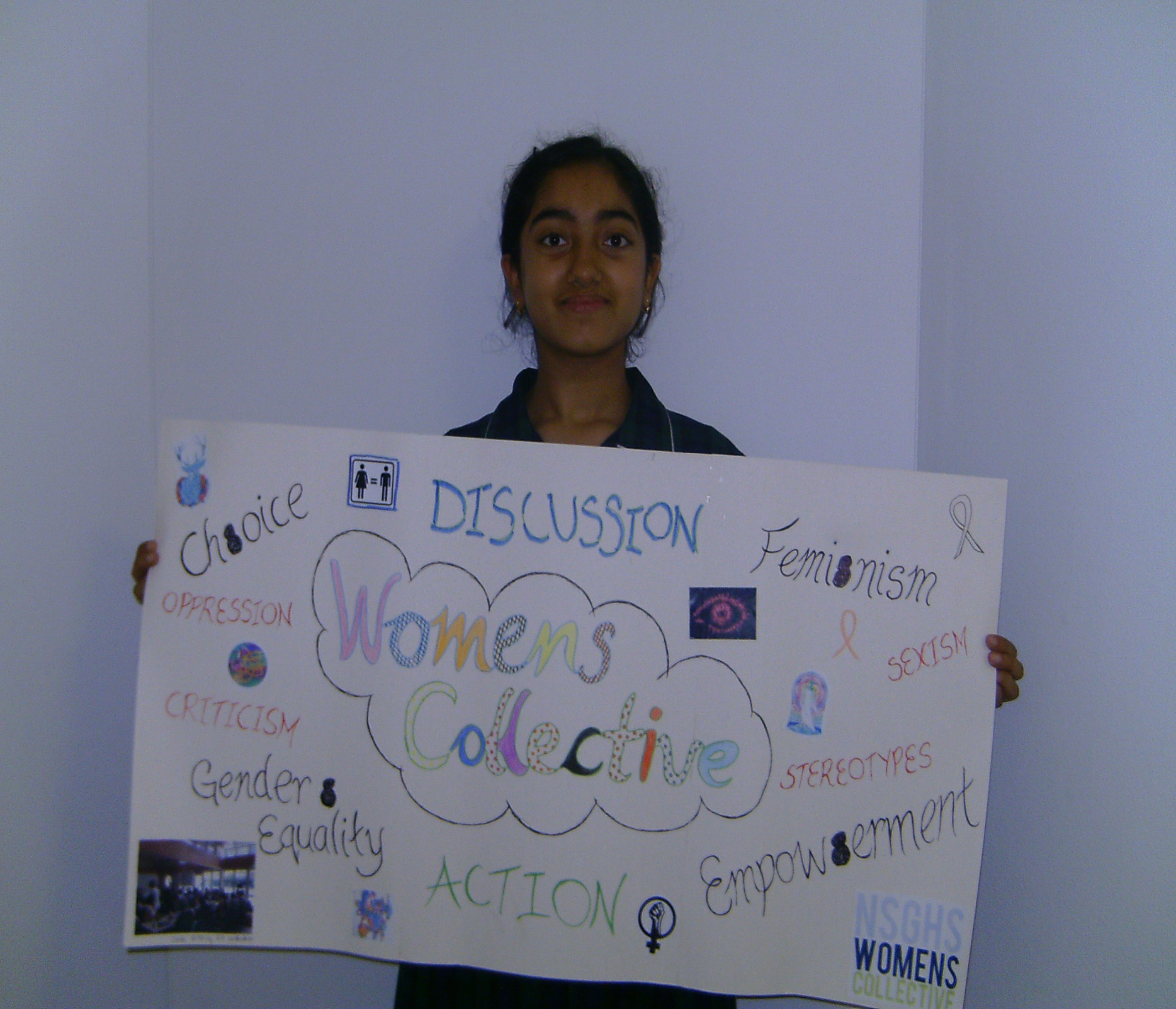 Womens Collective Banner for Orientation Day2